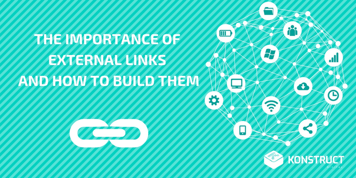 The Importance of external links