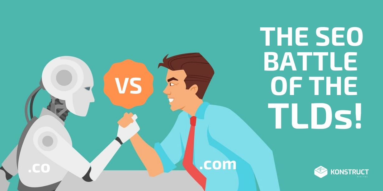 The SEO Battle of the TLDs!
