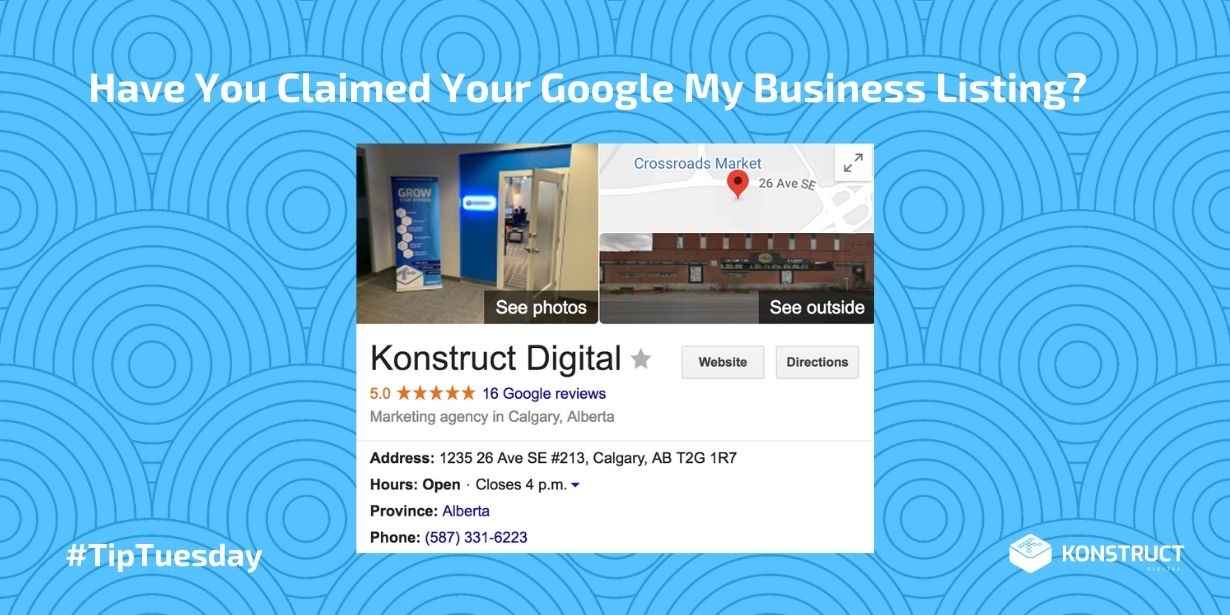 Have You Claimed Your Google My Business Listing?