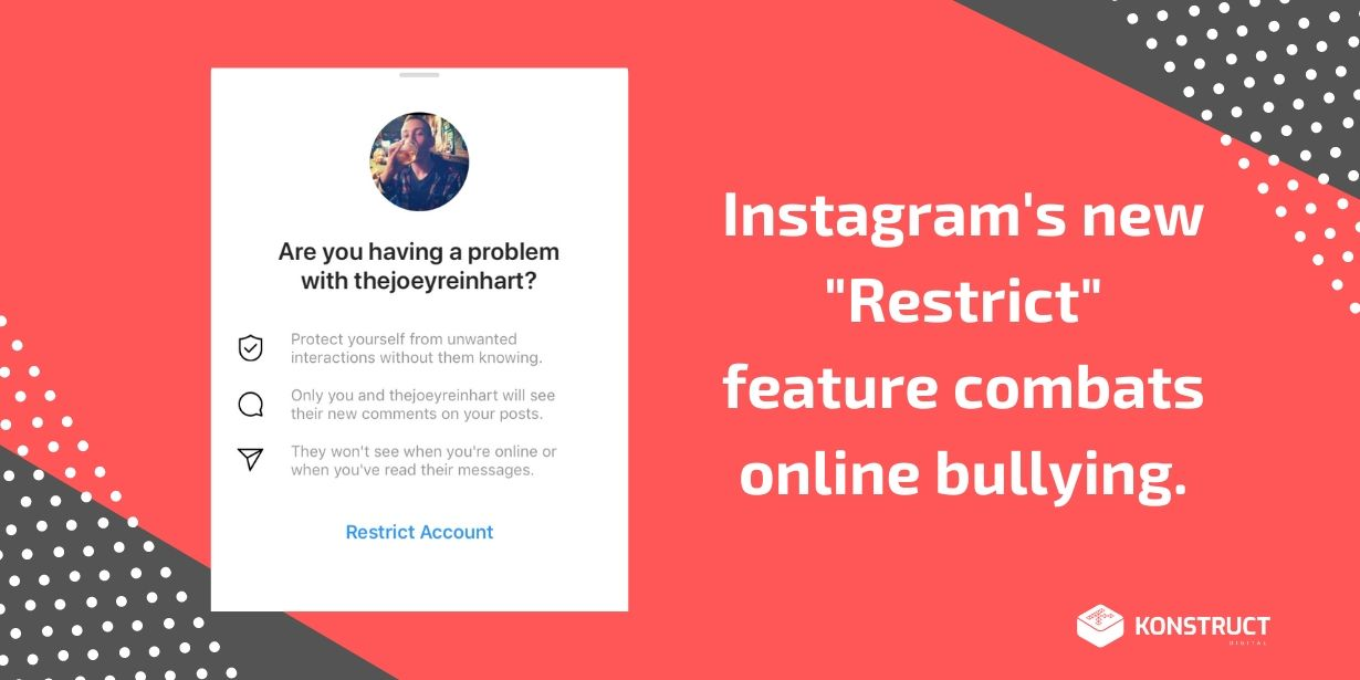Instagram's Restrict Feature