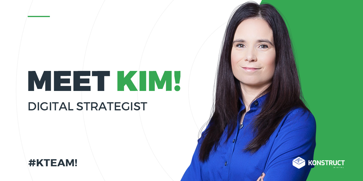 Meet Kim! Digital Strategist